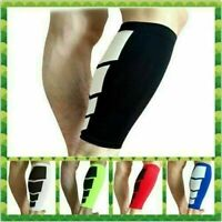 1Pair Cooling Leg Sleeves Cover UV Sun Protection Basketball Golf Athletic Sport