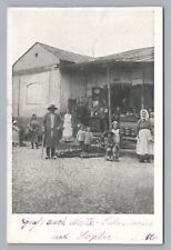 Jewish Merchant in Pinsk BELARUS Judaica—Pale of Settlement RARE פינסק Russia