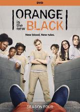 Orange is the New Black: Season 4 (DVD, 2017, 4-Disc Set)