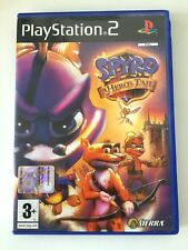 Spyro A Hero's Tail PS2 - Playstation 2