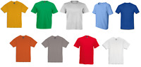 NEW Tee Swing Mens Classic 3 Pack Crew Neck Summer T-Shirt Sizes, Made In USA
