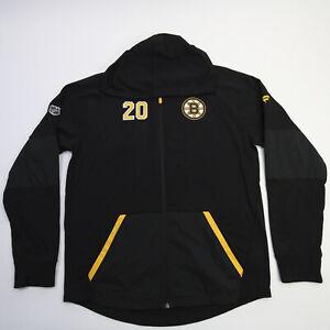 Boston Bruins Fanatics NHL Pro Authentics Jacket Men's Black Used