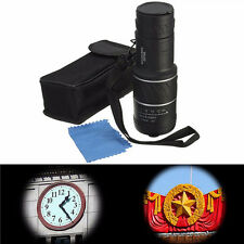 Hot Adjustable 30X52 Dual Focus Optic Lens Outdoor Travel Monocular Telescope