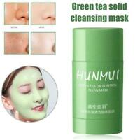 Green Tea Oil Cleansing Control Eggplant Acne Clearing Moisturiz 2021 Lady T4D1