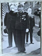 ww2 photo press  le général Pierre Weiss 1939    207