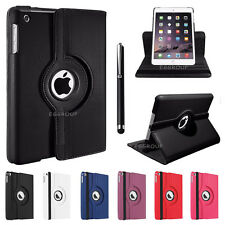 """For iPad 5th 9.7"""" 2017 / iPad Pro 10.5"""" Rotating Smart Leather Stand Case Cover"""