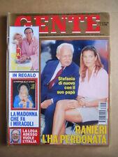GENTE 28 1993 Stefania di Monaco e Ranieri - Viola Valentino Mara Venier  [G592]