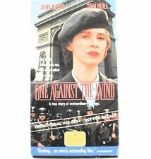 One Against The Wind VHS Movie Promo Screener Copy