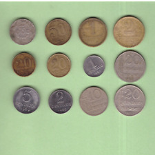 Brazil - Coin Collection Lot - World/Foreign/South America