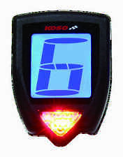 KOSO Harley Davidson PlugnPlay Gear Indicator & shift light see listing