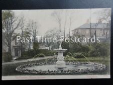 c1910 - Penzance, The Fountain, Morrab Gardens