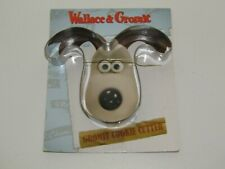 Wallace and Gromit collectable head shaped metal cookie cutter - BRAND NEW