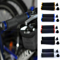 DOUBLE LOCK ON LOCKING BMX MTB BMX MOUNTAIN BIKE CYCLE BICYCLE HANDLE BAR GRIPS