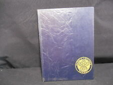 Rare Vintage 1968 Rudolph Steiner School Yearbook NYC New York City Spectrum
