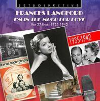 Frances Langford - Frances Langford - Im In The Mood For Love: Her 27 [CD]