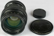 Helios-40-2 fast USSR lens 85mm f1.5 M42 screw mount *SERVICED and TESTED*