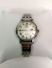 Vintage OMEGA Seamaster De Ville Stainless Steel Automatic Mens Unisex Watch
