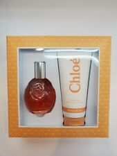 Chloe Gift Set 2 Pieces 3.4 EDT Spray and Body Lotion 6.8 oz