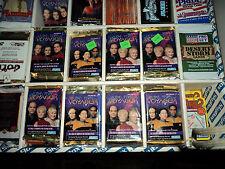 1995 Skybox Star Trek Voyager Season 1 Series 2 Packs