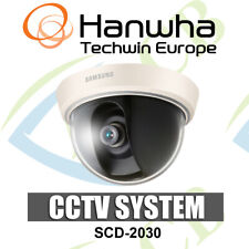 Samsung SCD-2030 Mini CCTV Fixed DOME Colour DIGITAL CAMERA 600TVL 6mm Lens