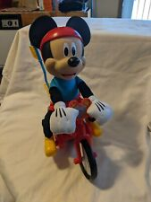 New listing Mickey Mouse Silly Wheelie Interactive Talking Motion Toy Disney's Mickey Mouse