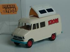 BREKINA OPEL BLITZ Circus Krone with pop-up roof - 92561 - 1/87