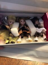 Marie Osmond Too Sweets Doll Set Lemon Cream Peanut Butter Cup Marshmallow Cream
