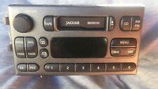 Jaguar S-Type 2002 Autoradio Radio  XR8F-18K876-BHLGR