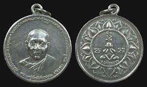 Thai Amulet Phra Rian Luang Pho Chat Wat Bang Kra Bao B.E. 2484