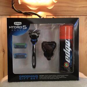 Schick Hydro5 Razor Grooming Gift Set