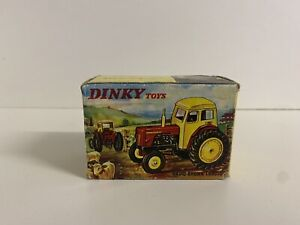 Dinky Toys David Brown Tractor #305,