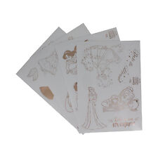 Disney Princess Gadget Decals. Waterproof Removable Stickers Great Gift Idea