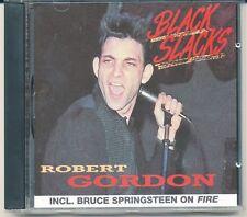 Black Slacks by Robert Gordon (CD, Apr-1990, Bear Family) - Very Good Cond