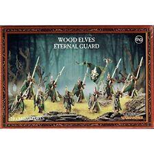 Warhammer 92-09 Eternal Guard - Wood Elves Games Workshop Citadel