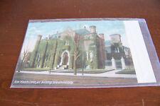 Rare Vintage Antique Postcard  Connecticut New Haven Art Bldg Yale University