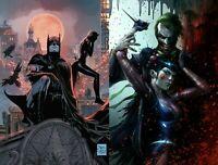 DC Comics 2020 Batman #94 Tony S. Daniel Main + Mattina Variant NM 7-7