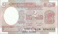 Indien Pick-Nr: 79i bankfrisch 1985 2 Rupees