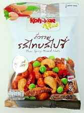 30 g rich in protein selected quality Thai spicy snack mixed nuts