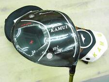 KAMUI WORKS GOLF JAPAN KM-400 10.5 deg  FUJIKURA R Ultra-high rebound FACE