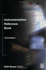 Instrumentation Reference Book by Boyes, Walt