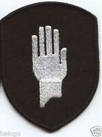 LORD OF THE RINGS SARUMAN SHIELD PATCH - LOR03