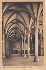 50 - cpa - Le Mont Saint Michel - L'abbaye - Salle des Hôtes