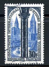 STAMP / TIMBRE FRANCE OBLITERE N° 986 ETUDE ROMANES A TOURNUS