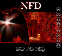 NFD 'Dead Pool Rising' digipak new sealed CD gothic album Fields of the Nephilim