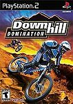 BRAND NEW SEALED PS2 -- Downhill Domination (Sony PlayStation 2, 2003)