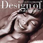 Design of a Decade 1986/1996 - Jackson, Janet (CD 1995)