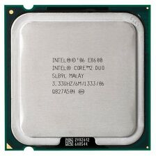 Intel Core 2 Duo E8600 CPU Procesador socket LGA 775