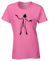 Beetlejuice Womens Ladies T-SHIRT beetle juice