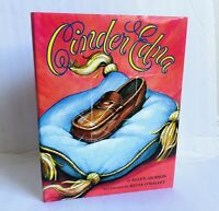 Cinder Edna by Ellen B. Jackson 1994, Hardcover Cinderella Story w/ Dust Jacket