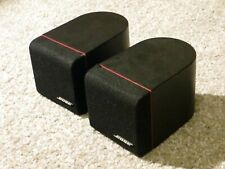 Bose Redline Cube Speakers (One pair)
